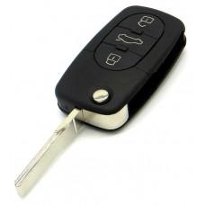 Выкидной ключ для AUDI A4 с 2000-2006 г.в.