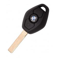 Ключ для BMW 3 Series три кнопки 2002-2006 г.в. (E46)