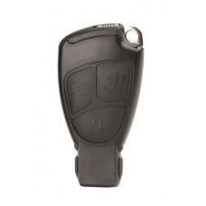 Корпус ключа Mercedes 3 кнопки (рыбка старый стиль)